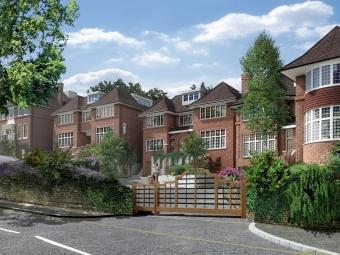 Maisons à Telegraph Hill