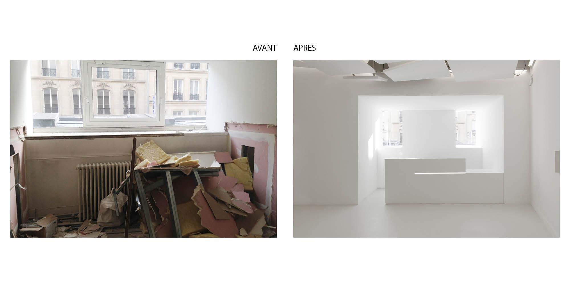 banque d accueil la galerie des galeries aba workshop. Black Bedroom Furniture Sets. Home Design Ideas