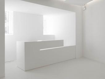 Banque d'accueil – La Galerie des Galeries