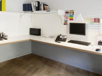 Bureaux du personnel – Galerie des Galeries