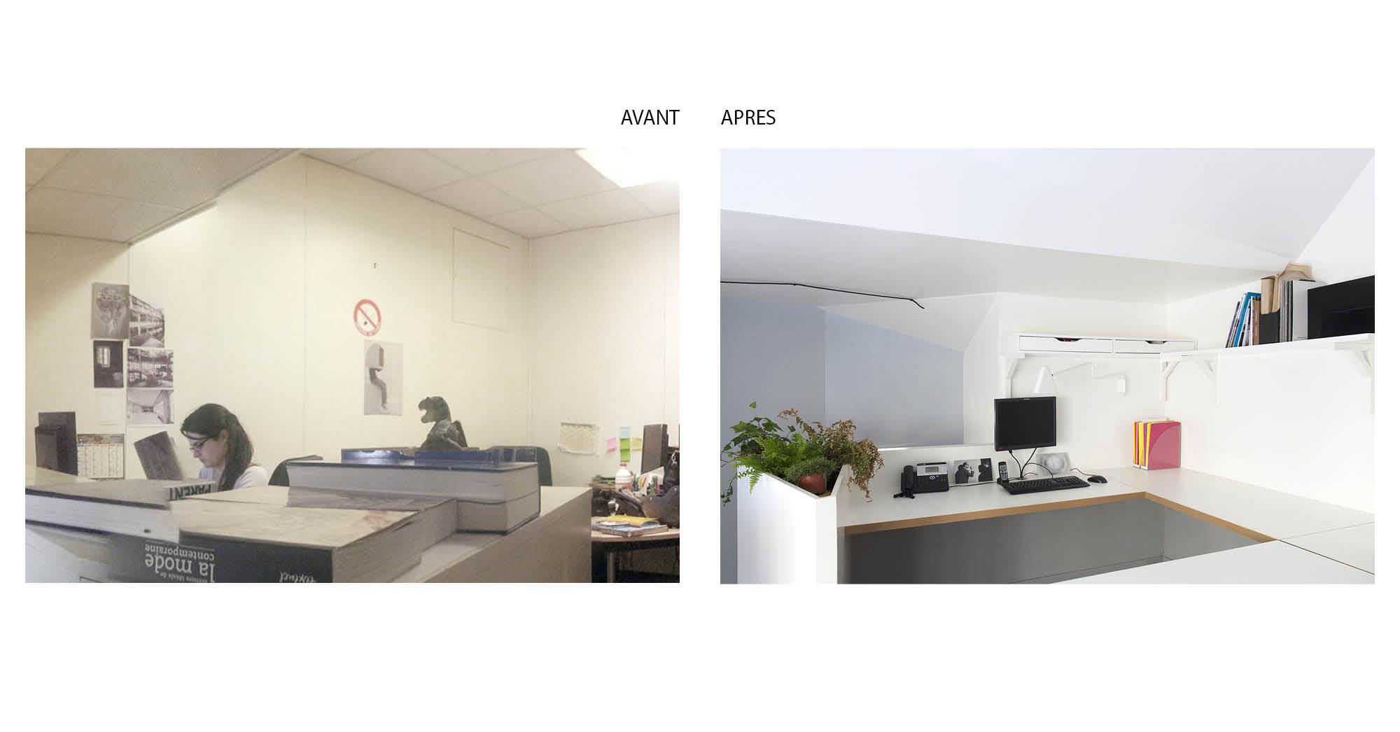 bureaux du personnel galerie des galeries aba workshop. Black Bedroom Furniture Sets. Home Design Ideas