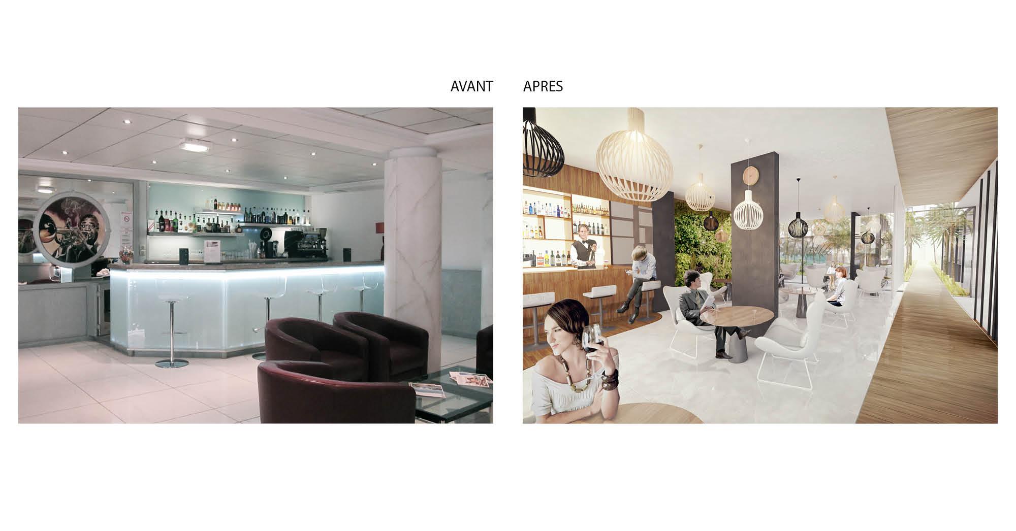 h tel nice riviera aba workshop. Black Bedroom Furniture Sets. Home Design Ideas