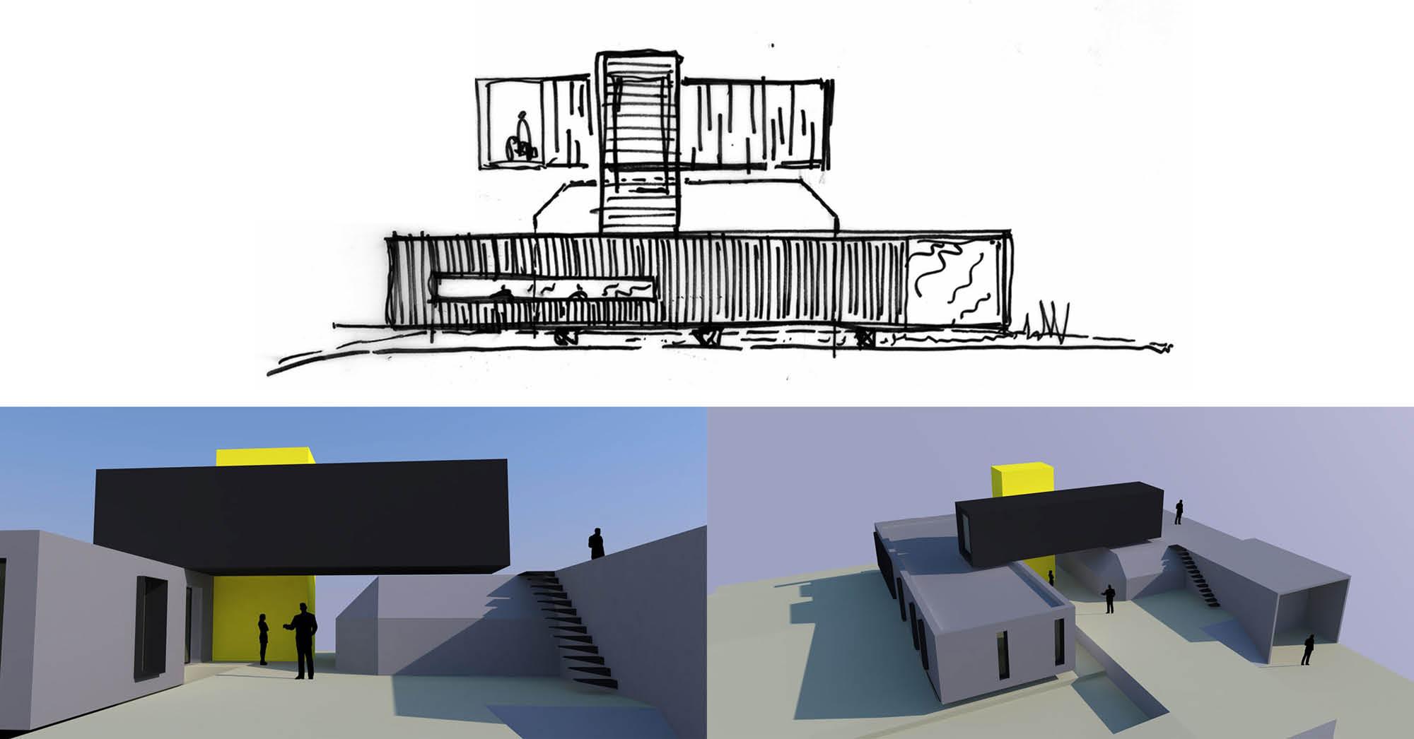 maison blockhaus aba workshop. Black Bedroom Furniture Sets. Home Design Ideas
