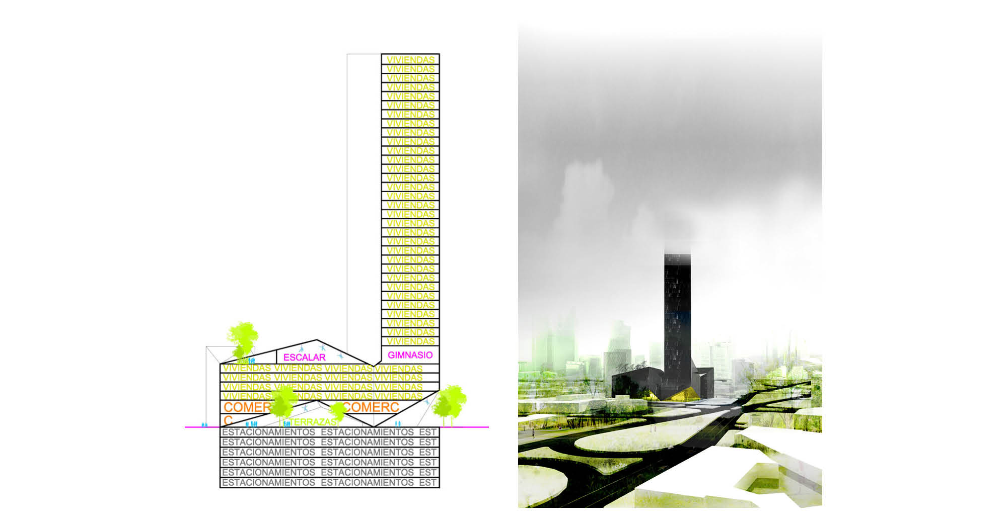 Tour icono urbano aba workshop for Programme construction neuve