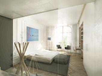 Appartement Haussmannien – 130 m²