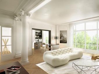 Appartement Haussmannien – 150 m²